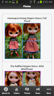 Empire Dress - screenshot thumbnail