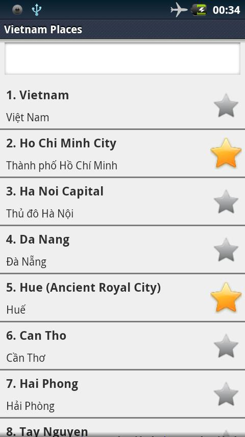 Vietnamese Assistant - screenshot