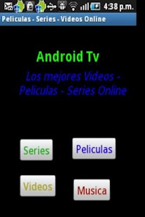 Peliculas-Videos-Series Online - screenshot thumbnail