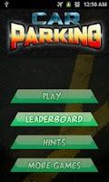 Screenshot of Car Parking Puzzles