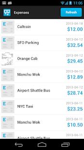 Expensify - Expense Reports - screenshot thumbnail