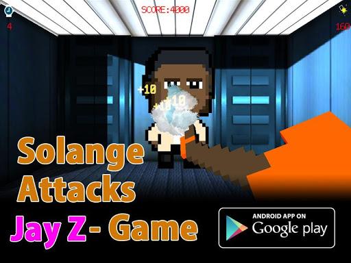 Solange Attacks JayZ Simulator