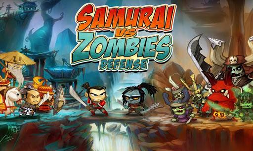 SAMURAI vs ZOMBIES DEFENSE 3.4.0 Screenshots 1