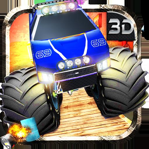 Nitro Truck 3D LOGO-APP點子