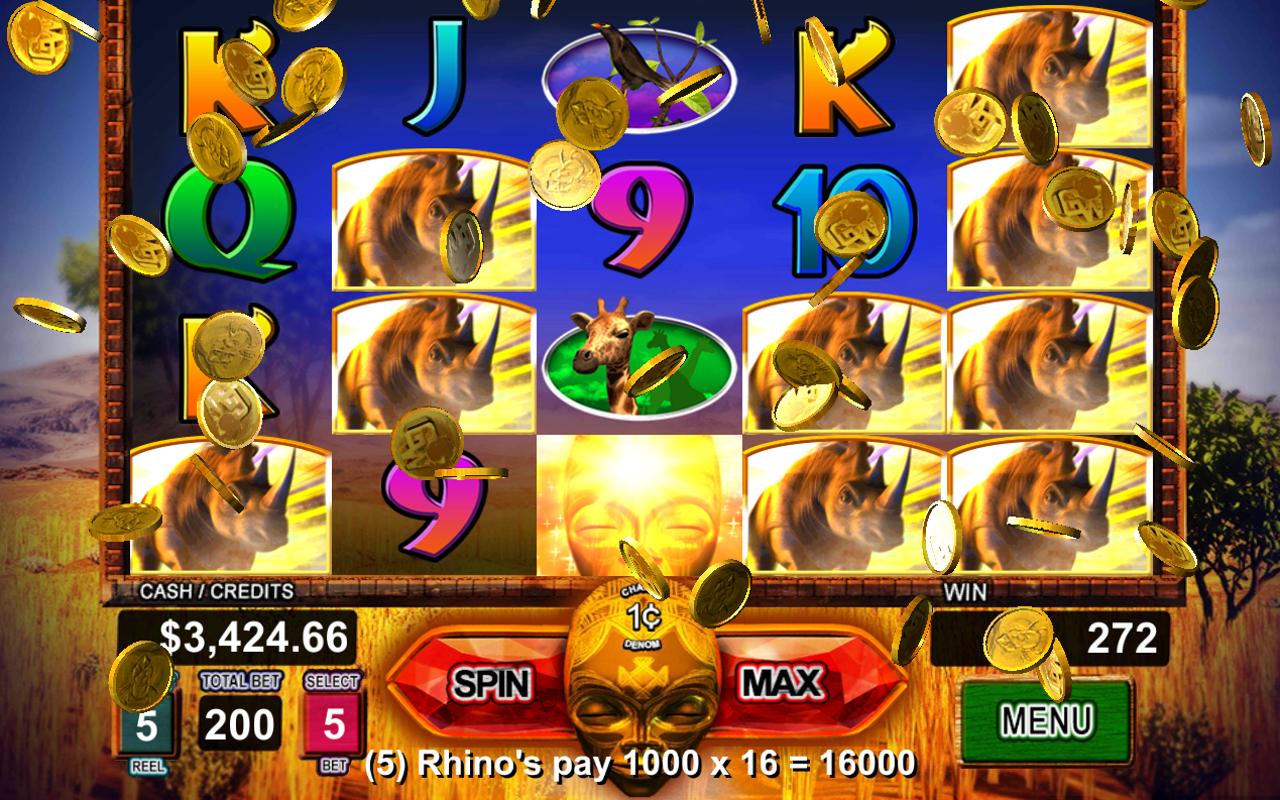 free slot games app