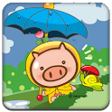 Pig Chicky Full Theme logo