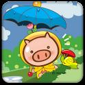 Pig Chicky Full Theme logo