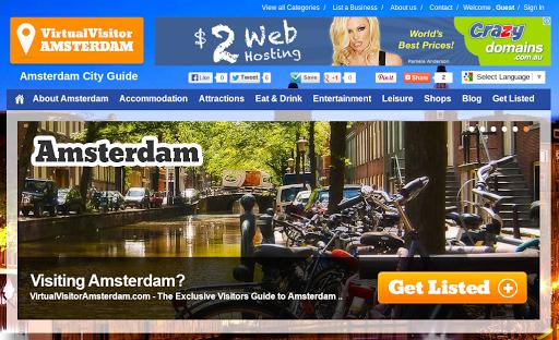 Virtual Visitor Amsterdam