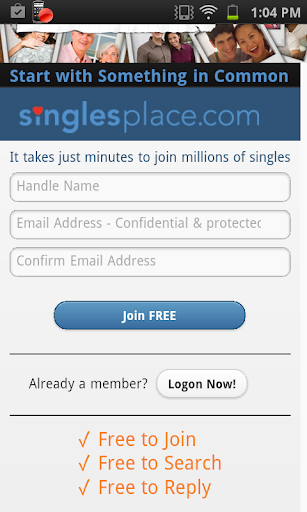 SinglesPlace Dating Community