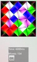Screenshot of Edge Matching Puzzle Game