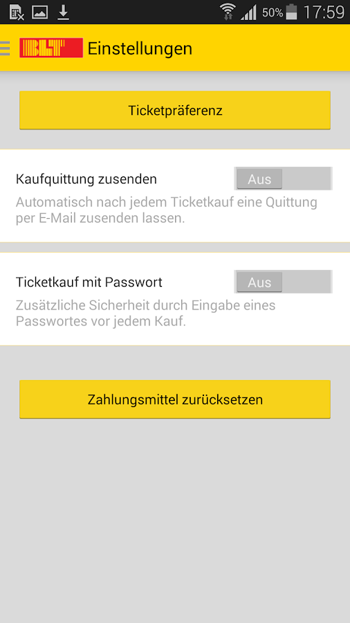 TNW Tickets - screenshot