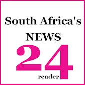 News 24 reader (Read Aloud)