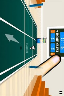 3D Badminton- screenshot thumbnail