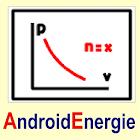 Thermodynamik idealer Gase icon