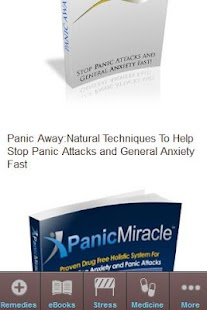 Stop Panic Attacks & Anxiety - screenshot thumbnail