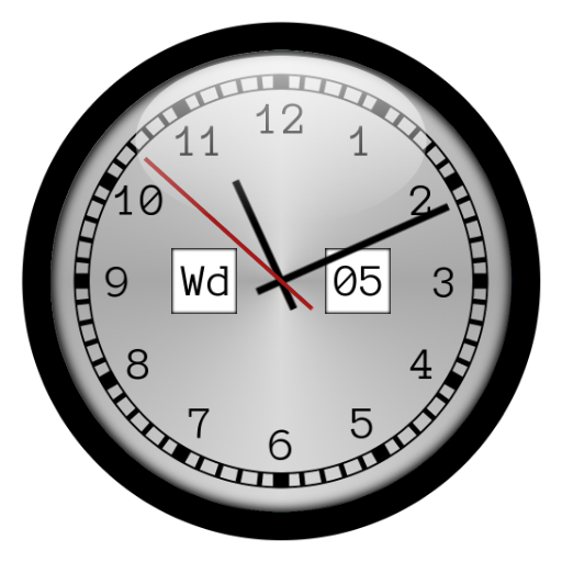 Clock Live Wallpaper Pro