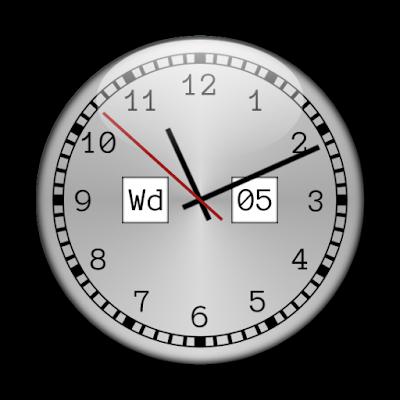Clock Live Wallpaper Pro