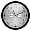 Clock Live Wallpaper Pro icon