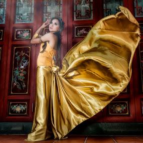 by Li Yeenz - People Portraits of Women