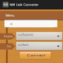 Myanmar NW Unit Converter icon