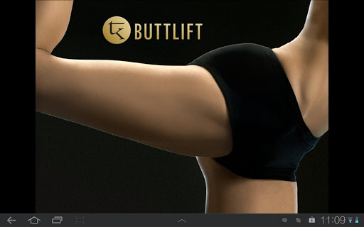 TK Butt lift - workout video