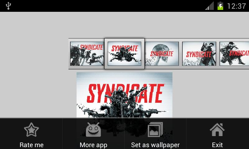 Syndicate HD Wallpapers - screenshot