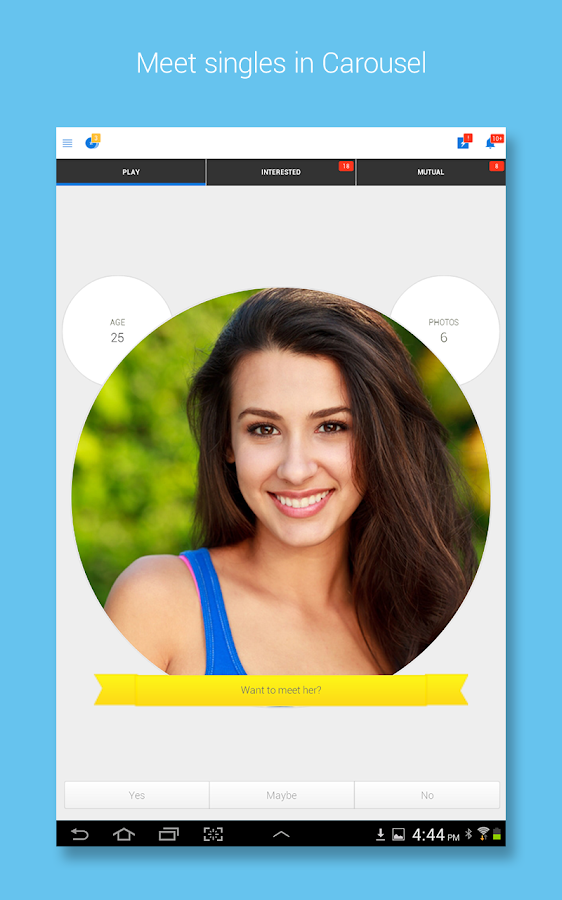 Zoosk - #1 Dating App - screenshot