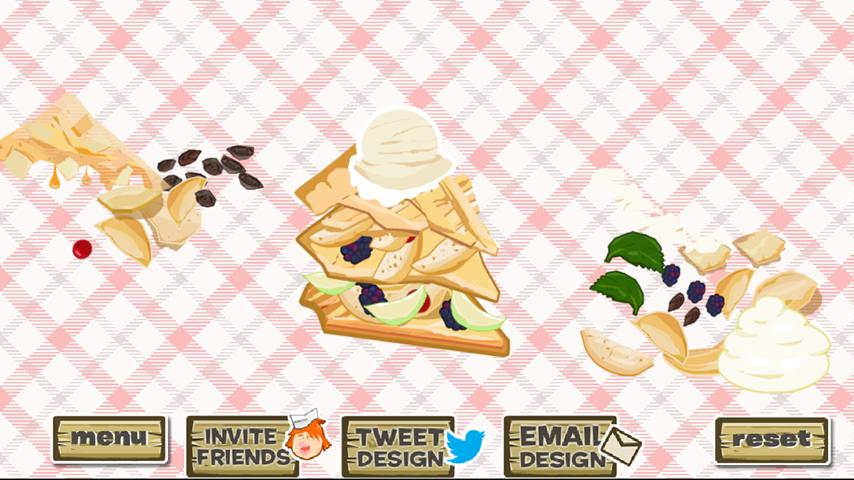 Apple Pie 4th of July Dressup - screenshot