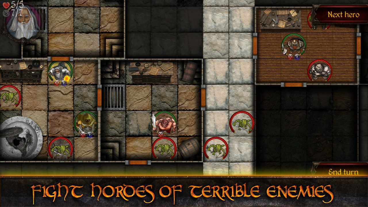 Arcane Quest 2 RPG- screenshot