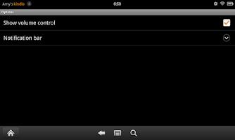 Screenshot of Speaker Boost