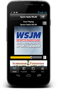 WSJM Sports- screenshot thumbnail