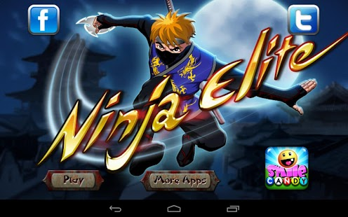 Ninja Elite- screenshot thumbnail