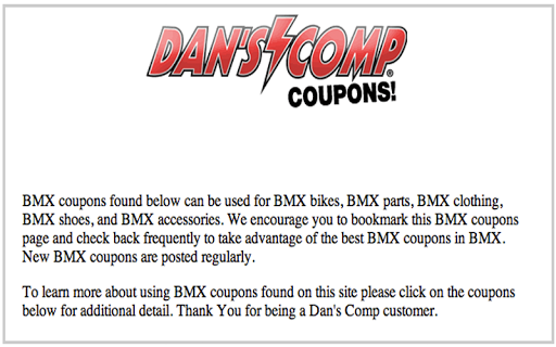 Danscomp Coupons