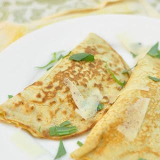 Gluten free Almond Flour Crepes