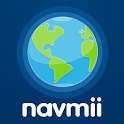 Navmii GPS USA (Navfree) icon