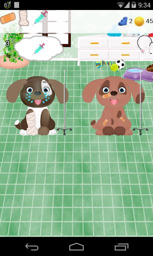 狗醫院遊戲