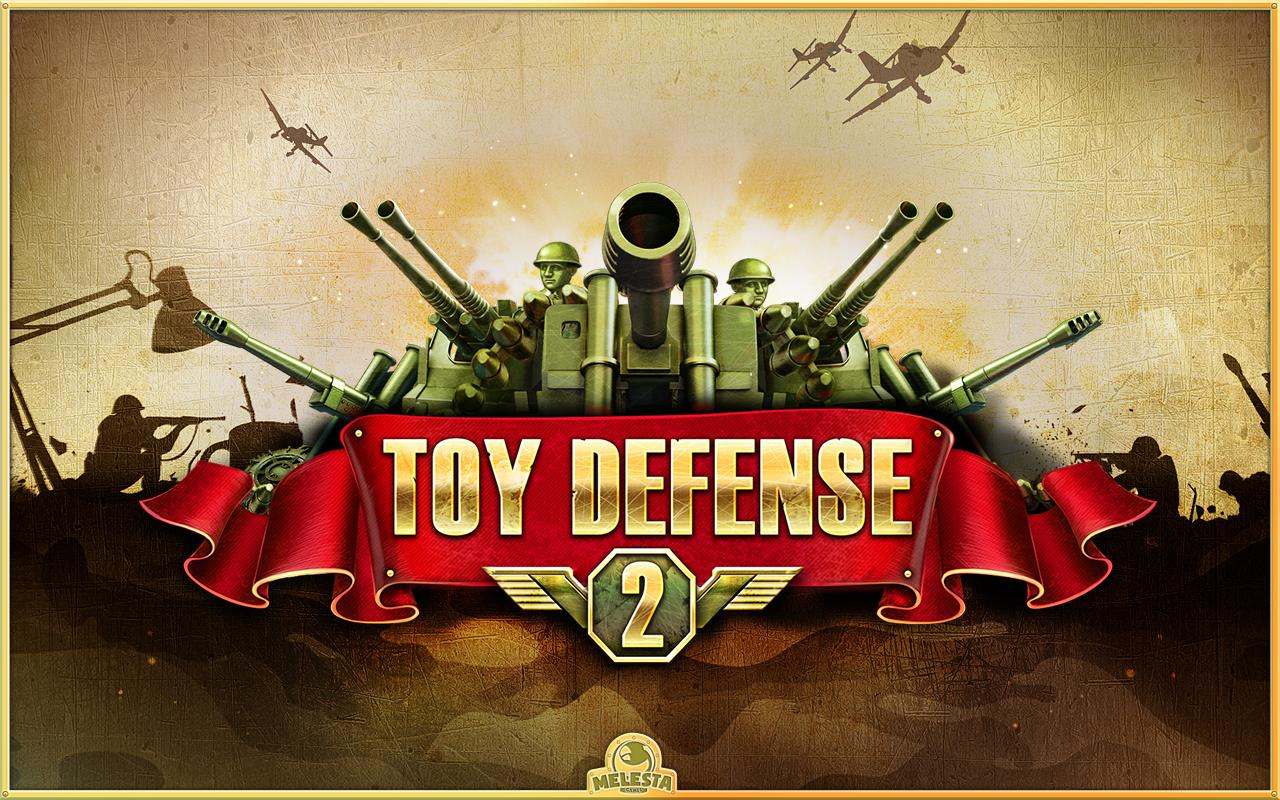 Toy Defense 2 - screenshot