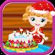 ベビーケーキクリスマスゲーム
