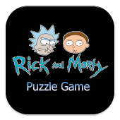 Rick and Morty Puzzle Game