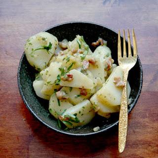 German Potato Salad.