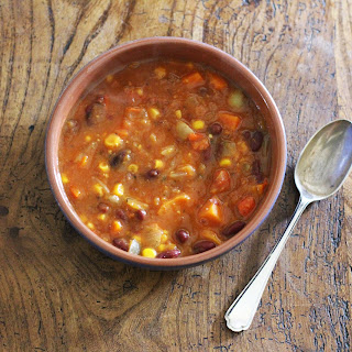 SPICY MEXICAN SOUP Recipe