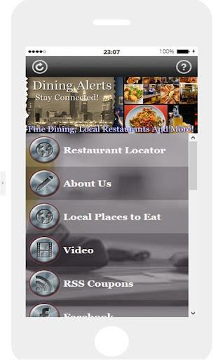 Local Restaurants App