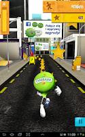 Screenshot of Kapsel Run!