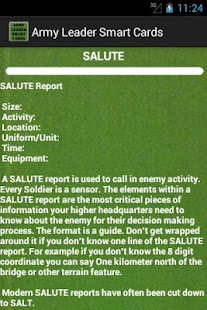 Army Leader Smart Cards Apps On Google Play