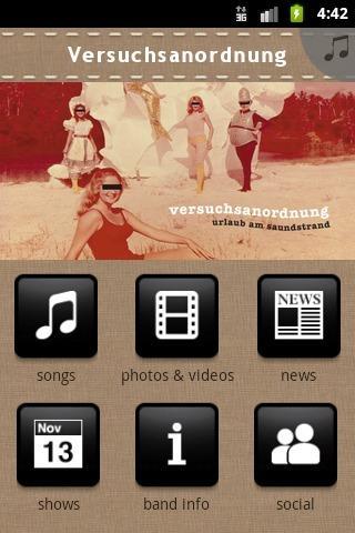 Versuchsanordnung - screenshot