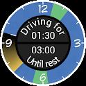 TachoGuard Driver's Tachograph icon