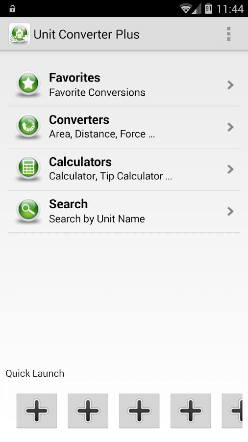 UCP Green Theme - screenshot