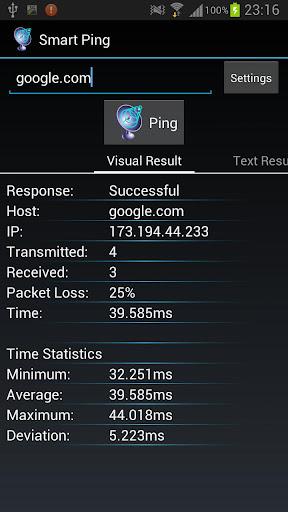Smart Ping