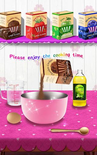 Cupcake Maker Salon для планшетов на Android