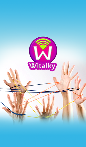 WiTalky- WiFi Chat Sharing